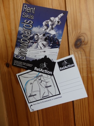 Postcards- Relaction