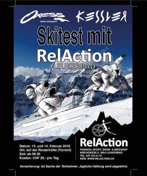Poster- Relaction Shop